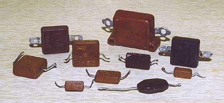 конденсаторы слюдяные фото