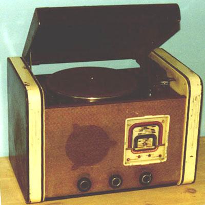 """Радиола """"Рекорд-53&quot"""