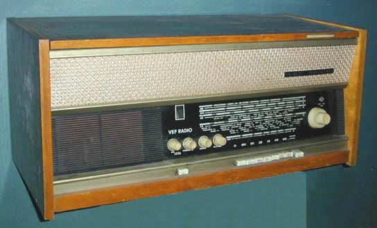 """Радиола """"ВЭФ-Радио-65"""""""