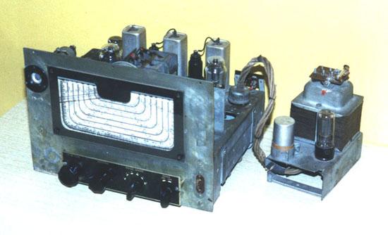 """ПТС-47"" Модель 1947 г."