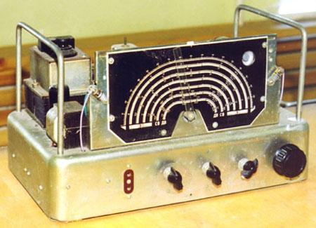 """""""ТПС-54"""". Модель 1954 г."""