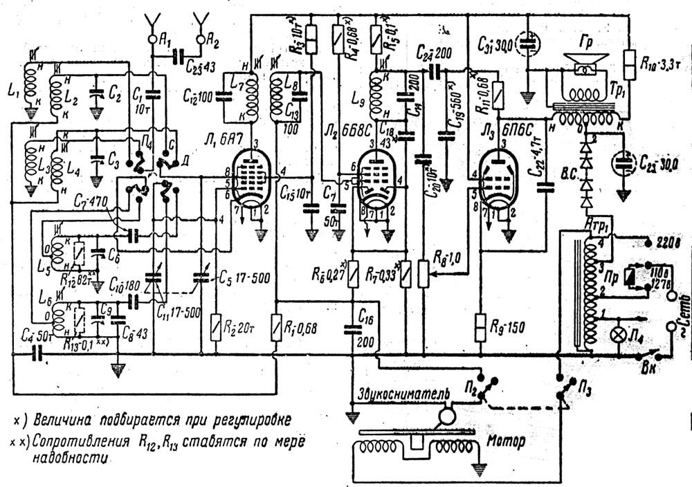 Латвия М радиола.  - Схема, описание.pdf(4087КБ) Эта информация временно недоступна, всё...http...